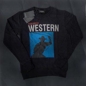 sweatshirt mens dsquared
